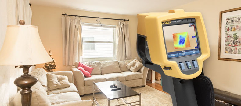 Get a thermal (infrared) home inspection from Green Engineering